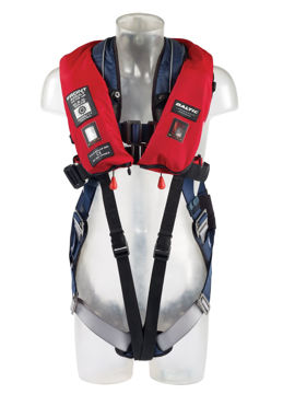 Picture of DBI-SALA 1109820 ExoFit XP Two Point Body Harness
