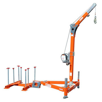 Picture of Tuff Built Counterweight Davit Complete System