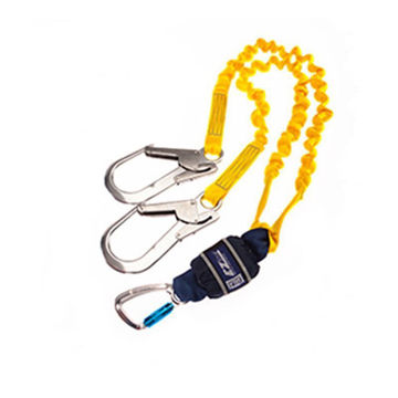 Picture of DBI-Sala 258015 Elasticated Twintail Safety Lanyard