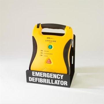 Picture of Martek Lifecare Wall Mounted Defibrillator Bracket