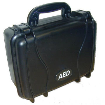 HARD AED CARRYING CASE