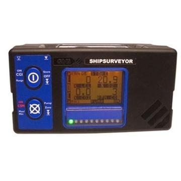 Picture of GMI 48021 Shipsurveyor Series 1 - 8 Gas Monitor