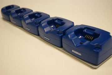 Picture of Crowcon T3 - 5 Way Multi Unit Charger C011039