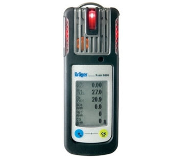 Picture of Drager SGS 100  X-am 5600 Mutlti Gases Monitor