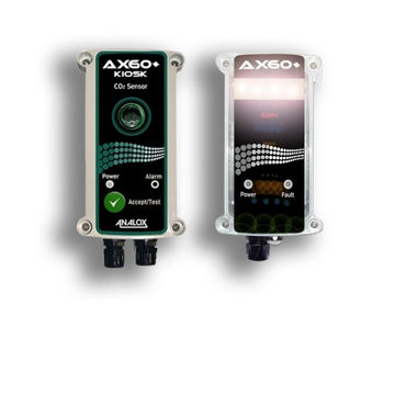 Picture of Analox AX60-K Carbon Dioxide (CO2) Fixed Gas Detector