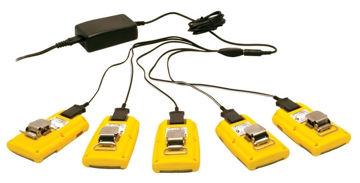 Picture of BW GA-PA-1-MC5-UK MicroClip Multi-Unit Power Adaptor