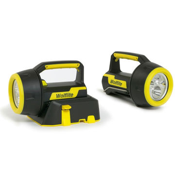 Picture of Wolflite XT-75H Rechargeable LED Handlamp