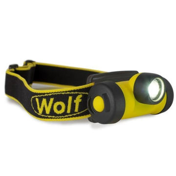 Wolf HT-400Z0 3AAA Head Torch ATEX LED