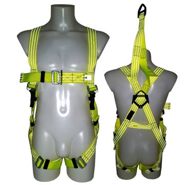 Picture of Abtech ABRES High Viz Two Points Rescue Harness