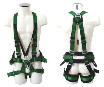Picture of Abtech ABISH Industrial Sit Harness