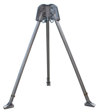 Picture of Abtech T3 Man Riding / Entry Tripod