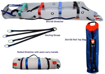 Picture of Abtech SLIX100 Rescue Stretcher Kit