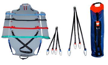 Picture of Abtech SLIX100XLKIT Bariatric Stretcher Kit