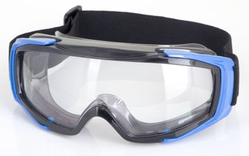 Picture of Bclick BBLATEM01 B-Brand M01 Goggle Clear - Pack of 10