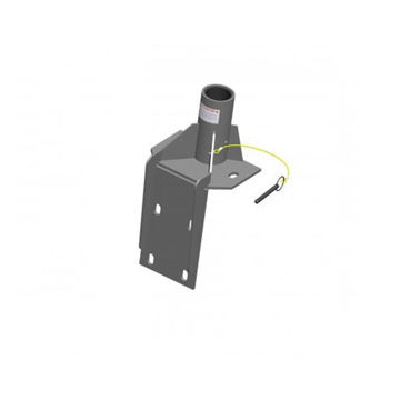 """Picture of Xtirpa Top Wall Adapter 90° (SS 304) (3"""")"""