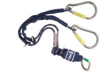 Picture of DBI-SALA 1224569 Utilities Twin Leg Lanyard