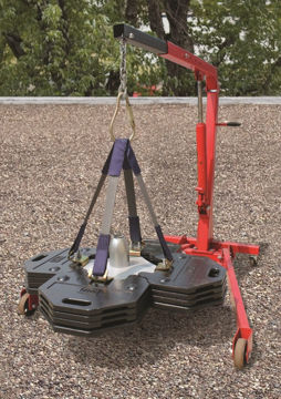 Picture of DBI-SALA Web Sling Lifting Kit for Roof Top Counterweight Anchor