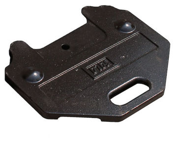 Picture of DBI-SALA 7200439 Single Counterweight Plate