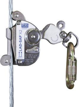 Picture of DBI-SALA 6160030 Lad-Saf X 2 Detachable Cable Traveller