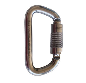 Picture of DBI-SALA 2000127 Self Locking Carabiner Connector