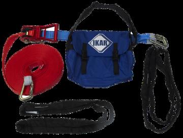 Picture of Ikar IKGBHLLKIT Temporary Horizontal Lifeline Kit