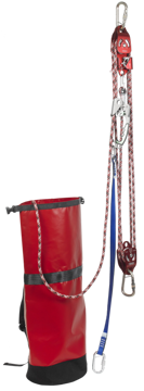 Picture of Ikar IKGBPCL10 Pre-Rigged Rescue Pulley System