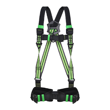 Picture of GT Lifting FA10112 Two Point Speed Air Full Body Harness