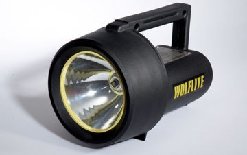WOLFLITE® H-251ALED RECHARGEABLE HANDLAMP