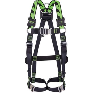 Picture of Miller 1032855 H-Design Duraflex Stretch 1 Point Harness