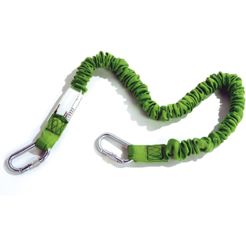 Picture of Miller 1005324 Strechable Shock-Absorbing Lanyard