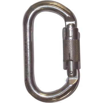 Picture of Miller 1008342 Zicral 2 Twistlock Karabiner