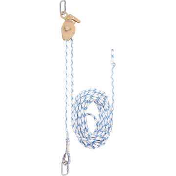 Picture of Miller 1007610 Serpent Temporary Horizontal Lifeline