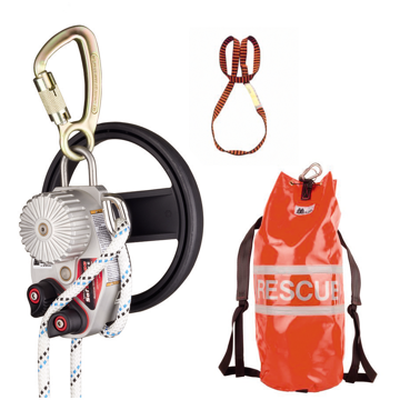 Picture of Miller 1029350 Safescape Elite 20m Evacuation Kit
