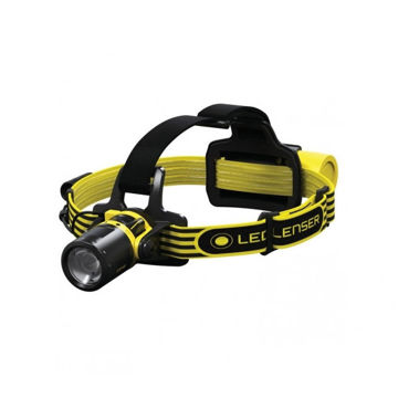 Picture of Ledlenser® EXH8R ATEX Rechargeable LED Headlamp Zone 1/21