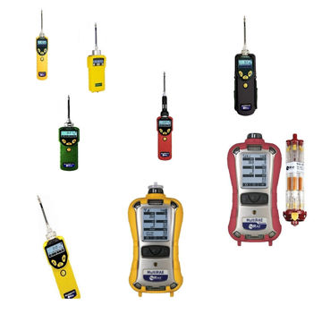 Picture of Calibration Service of all RAE gas detection monitors
