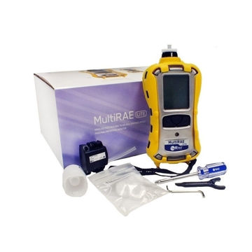 MultiRAE Lite-Diffusion / CO / LEL / H2S / O / Li-ion / Wireless (868 MHz)/Unit with Accessories / Confined Space Kit (no gas or regulator)