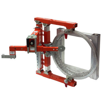 Picture of Horizontal Entry Clamp and Arm Assembly