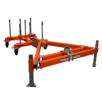 Picture of Counterweight Cart Base