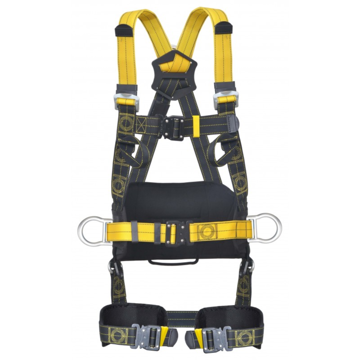Picture of Kratos FA1021400 Revolta Full Body Harness W/ Work Positioning Belt