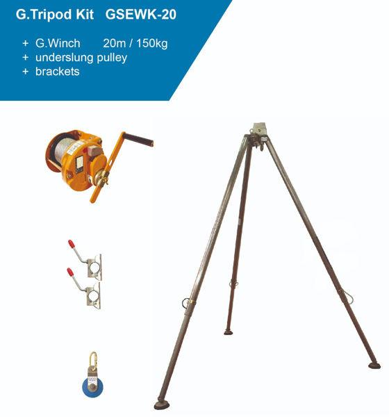 Picture of Globestock GSEWK-20G Tripod Kit