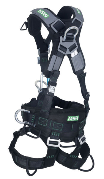 Picture of MSA 10150441 Gravity Suspension Harness