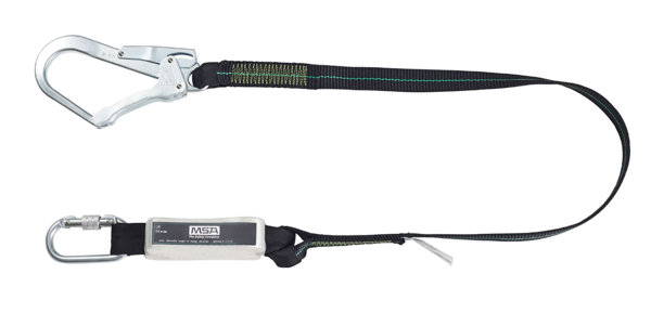 Picture of MSA 10185611 Energy Absorbing Lanyards
