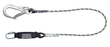 Picture of MSA 10185614 Energy Absorbing Lanyards