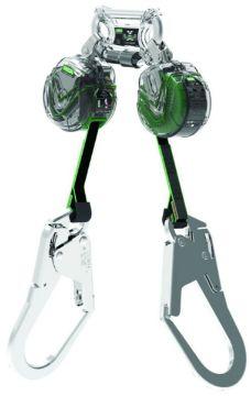 Picture of MSA V-TEC Mini Personal Fall Limiter (Twin Leg)