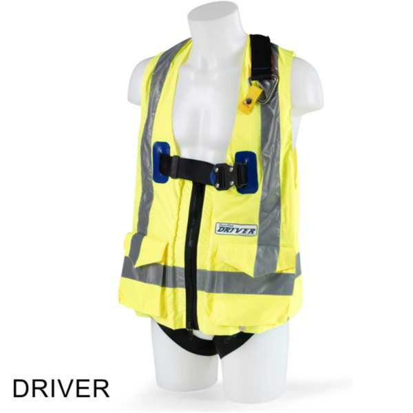 Picture of Spanset Full Body Driver Harness