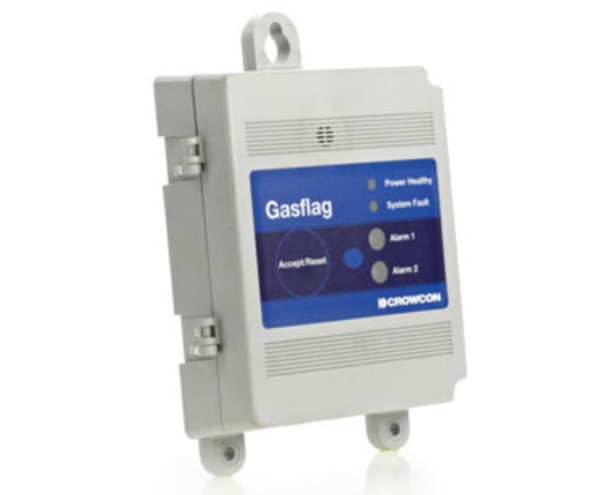 Picture of Crowcon Gasflag Single Channel Control Panel