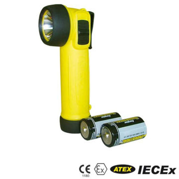 Wolf ATEX Safety Torch with LED