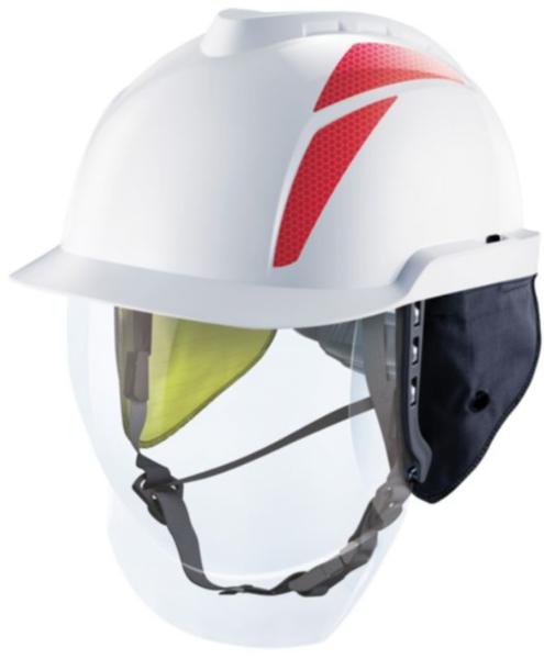 Picture of MSA V-Gard 950 Helmet W/ Integrated Visor