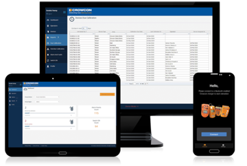 Picture of Crowcon Connect Software