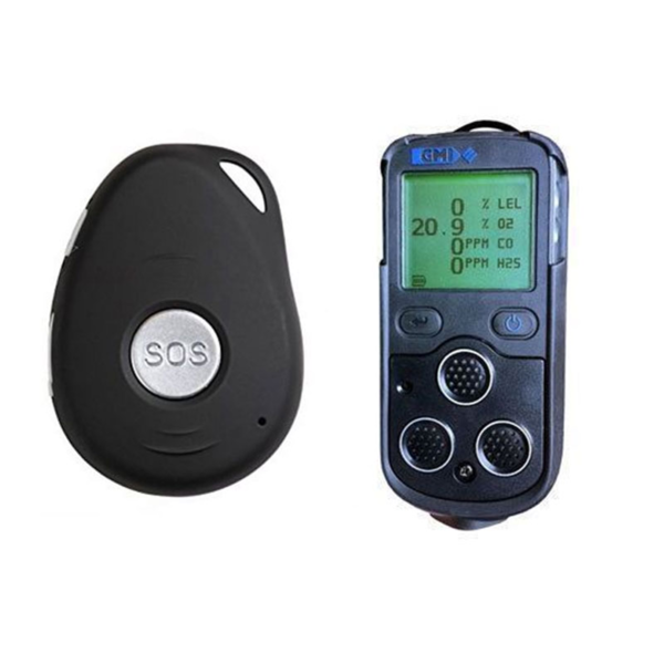 Picture of GMI PS200 Multi Gas Detector With Lone Worker Device